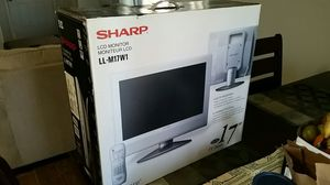 "Sharp LCD 17"" TV / PC Monitor for Sale in Phoenix, AZ"