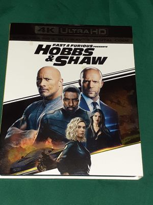Hobbs and Shaw for Sale in Rocklin, CA