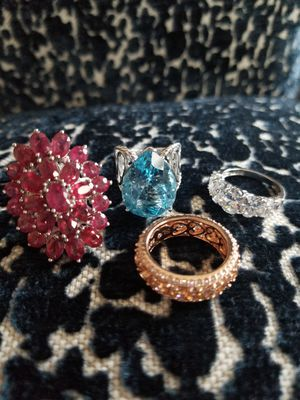 Sterling Silver Rings for Sale in Pittsburgh, PA