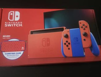 Nintendo Switch Mario Edition for Sale in Seattle,  WA