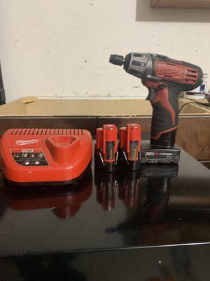 Milwaukee m12 Drill for Sale in McKinney, TX