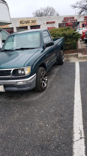 1996 toyota tacoma for Sale in Adelphi, MD