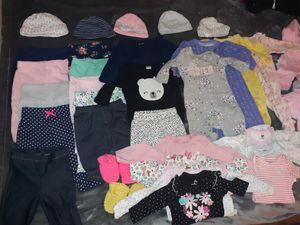Baby girl comfy wear 3-6 month for Sale in San Bernardino, CA