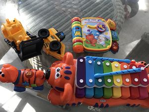 Kids toys xylophone electronic book for Sale in Dallas, TX