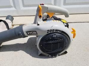 Ryobi 26cc 200MPH Gas Handheld Leaf Blower/Vacuum for Sale in Glenn Dale, MD