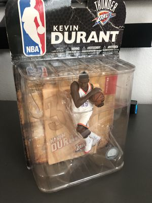 Kevin Durant McFarlane Toys for Sale in Tracy, CA