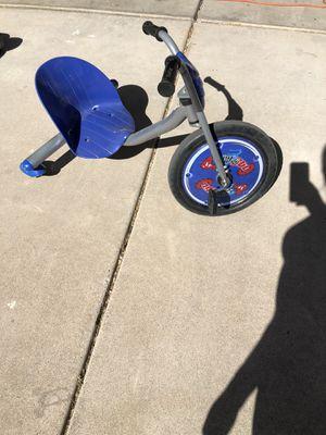 1 blue Razor Rip Rider 360 and 1 red Razor Flash Rider for Sale in Chandler, AZ