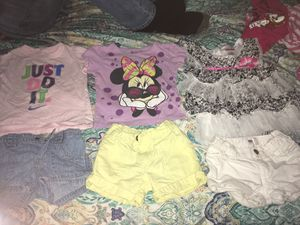 3t girl clothes & winter boots for Sale in Lakesite, TN