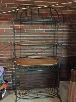 Bakers/Wine Rack for Sale in Lorain, OH