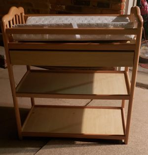 baby changing table for Sale in Parma, OH