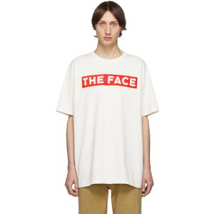 Brand New never worn off white Gucci t shirt size large for Sale in Los Angeles, CA