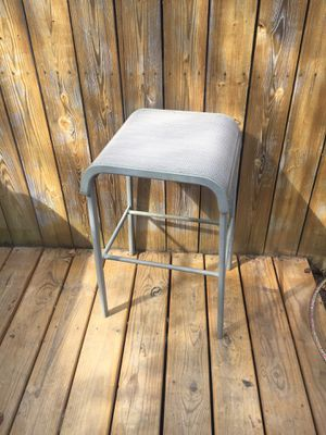 Outdoor bar height stool for Sale in Germantown, MD