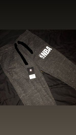 NBA sweat pants for Sale in Fresno, CA