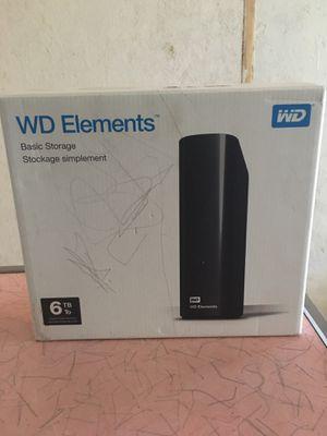 Memoria nueva WD Elements for Sale in San Pablo, CA