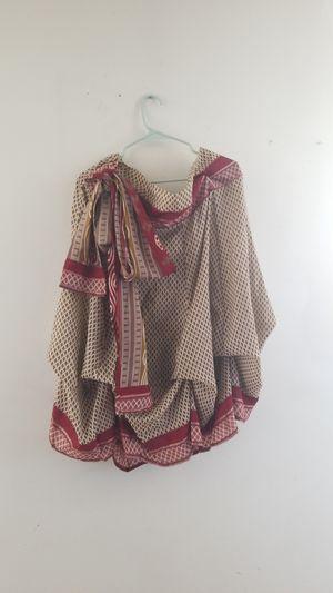 Silk skirt from India for Sale in Denver, CO