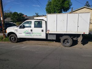 2000 Ford F450 Dumptruck for Sale in San Diego, CA