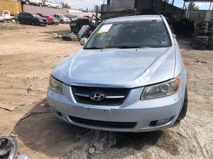 Hyundai Sonata part out for Sale in Miami, FL