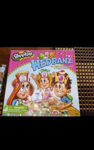 Shopkins hedbanz game for Sale in Lynnwood, WA