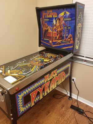 Bally Black Pyramid pinball machine for Sale in Riverview, FL