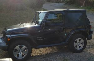 08 Jeep wrangler for Sale in Lakeside, CA