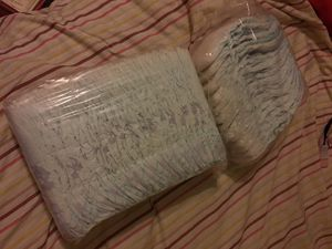 Size 4 diaper, one and half bags for Sale in Pompano Beach, FL