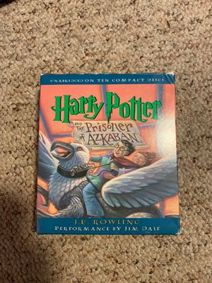 Harry Potter Book 3 Audio Book on CDs for Sale in Burlington, CT
