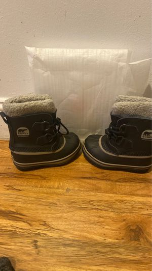 Kids SOREL waterproof boots. for Sale in The Bronx, NY