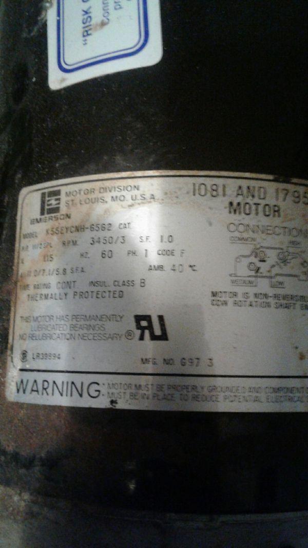 TUB MASTER AQUA FLOW POOL AND HOT TUB PUMP MODEL 6562