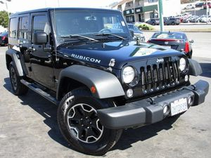 2015 Jeep Wrangler Unlimited for Sale in Daly City, CA