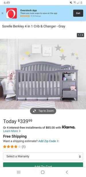 Sorelle crib for Sale in Newport News, VA
