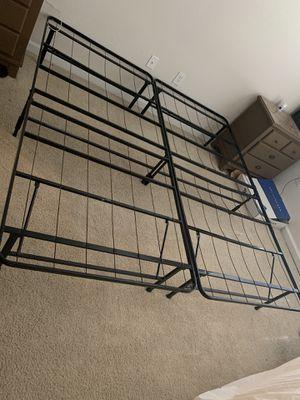 King Size Platform Bed Frame for Sale in Riverview, FL