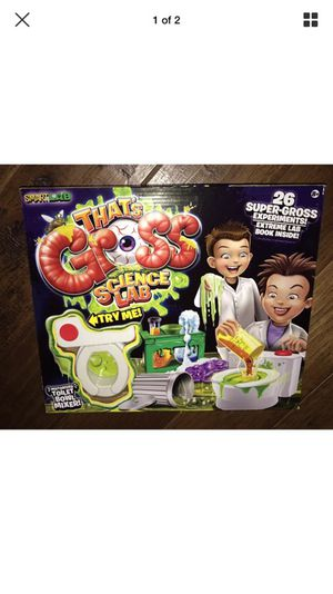 That's Gross Science Experiment Toy kids Brand New for Sale in Seven Hills, OH