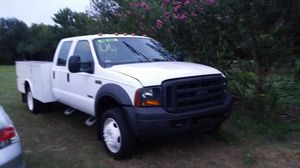 Ford 2006 disel f450 for Sale in Houston, TX