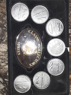 National Rifle Assoiciation Collectors Coins for Sale in Mayfield, KY