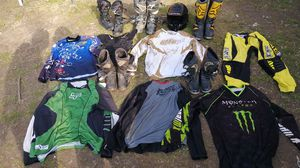 Motocross clothes for Sale in Laurel, MD