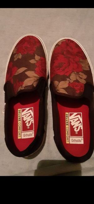Womens Van's Size 9 for Sale in Trinity, NC