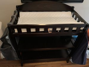 baby changing table for Sale in Smyrna, GA