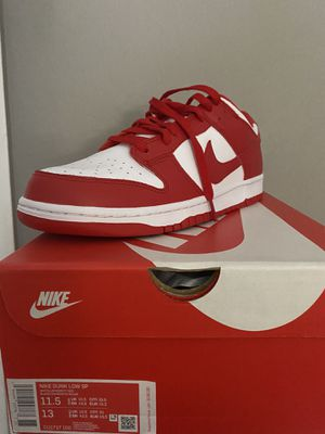 Nike Dunk University Red for Sale in Fontana, CA