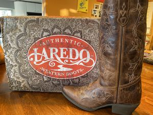 Laredo Cow Girl Boots for Sale in Selden, NY