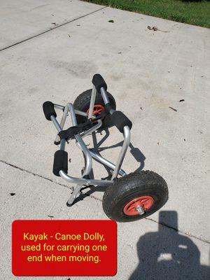 Kayak - Canoe dolly for Sale in Murfreesboro, TN