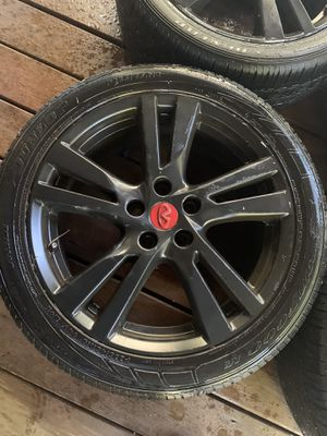 4x 18inch Rims for Nissan Altima, Maxima and Infiniti for Sale in Columbia, MD