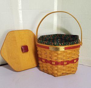 Longaberger Basket for Sale in Carrollton, VA