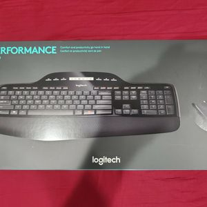 Logitech MK710 Wireless Keyboard and Mouse Combo BRAND NEW AND FACTORY SEALED! for Sale in Covina, CA