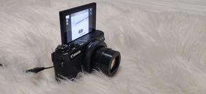 Canon g7x mark 2 for Sale in Burbank, IL