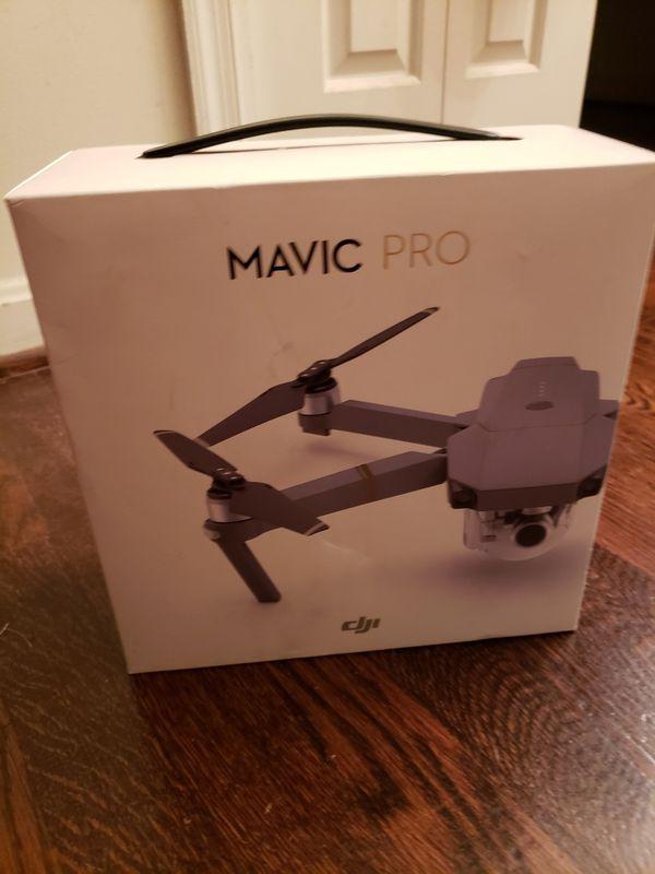 Dji Mavic pro brand new
