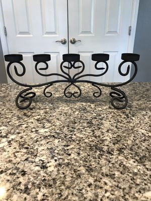 Candle Holder Decor for Sale in Gilbert, AZ