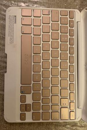 ZAGG keyboard case for IPAD MINI for Sale in Seattle, WA