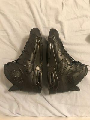 "Air Jordan 6 Retro ""Black Cat"" size 10.5 for Sale in Las Vegas, NV"