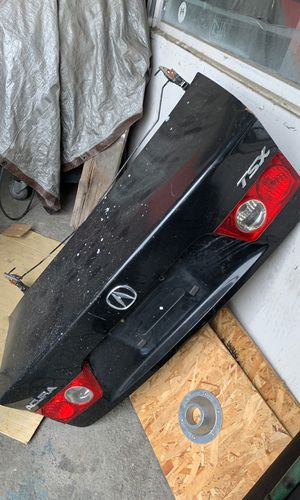 Acura TSX trunk complete for Sale in San Diego, CA