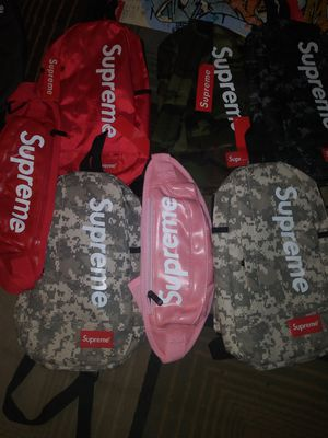 Supreme bags for Sale in Allentown, PA